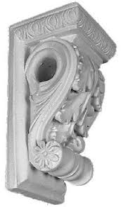 Corbel Definition Vtg Pr Regency Drapery Wall Sconce Corbel Bracket Curtain Rod