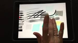 tayasui sketches app quickstart video youtube