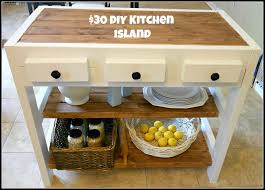 Build Kitchen Island Table Kitchen Diy Kitchen Island And The Essential Things To Diy
