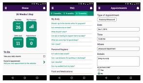 jmu development and testing of the myhealthypregnancy app a