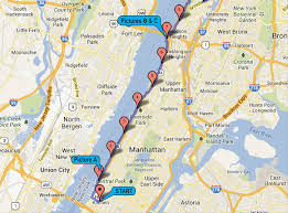 Nyc Marathon Route Map by Nyc Nam Writes