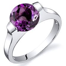 compare prices on amethyst engagement peora rings amethyst sears