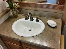 small bathroom countertop ideas small bathroom countertops home design ideas and pictures