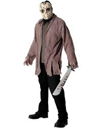 jason voorhees costume friday the 13th jason voorhees mens costume themes