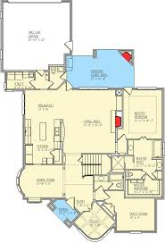 European House Plan by Plan 100031shr European House Plan With Unique Lines And Angles
