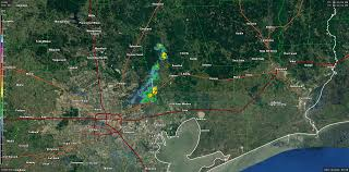 Houston Weather Map An Unsettled Weather Pattern For Houston U2013 Space City Weather