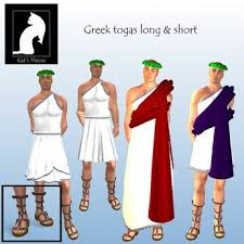 togas for sale second marketplace km toga mens silver