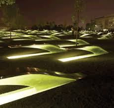 lighting project at pentagon memorial honors 9 11 victims 9 11