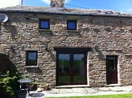Upvc Barn Doors by Doors Aire Valley Glass