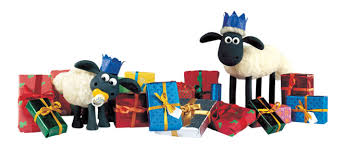 shaun christmas shaun sheep