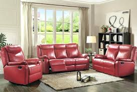stylish recliner sofa dark red leather reclining sofa amazing default name red