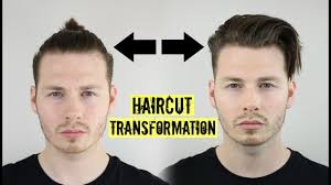 mens hair topknot mens curly hair tutorial top knot to slick back 2018 ad youtube