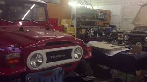 icon land cruiser fj80 frank land cruiser fzj80 goes to the doctor acc garage youtube