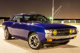 vintage toyota celica the first generation toyota celica 1974 carlassic