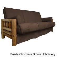 Futon Arm Covers Chair Size Ottoman Futon Mattress Covers Brown Vinyl S3net