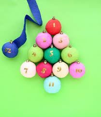 a kailo chic make it an ornament advent calendar