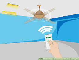 add remote to ceiling fan how to add a remote control to your ceiling fan 10 steps