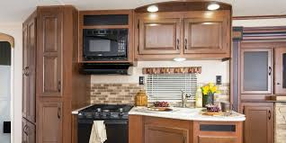 2016 jay flight travel trailer jayco inc strong 32rlds kitchen with fawn decor and the elite package strong