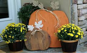 Wood Halloween Crafts Wood Pumpkin Display Images Reverse Search