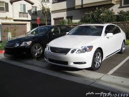 lexus rc vs gs pics 2007 vs 2008 gs differences clublexus lexus forum