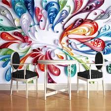 online get cheap simple wall murals aliexpress com alibaba group custom mural wallpaper high quality modern fashion simple 3d stereoscopic graffiti art wall painting murals papel