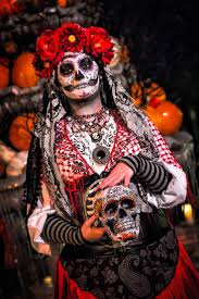 day of the dead makeup for halloween 156 best holidays dia de los muertos day of the dead images on