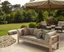 Patio Building Plans 5 Diy Outdoor Sofas To Build For Your Deck Or Patio The