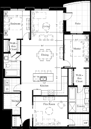 Condo Blueprints by Fascinating 40 Condo Floor Plans 2 Bedroom Inspiration Design Of