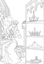 19 sleeping beauty images coloring books draw