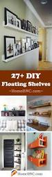 How To Decorate Floating Shelves 27 Best Diy Floating Shelf Ideas And Designs For 2017