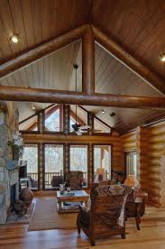 Interior Log Home Pictures 58 Best Log Homes Images On Pinterest Log Homes Log Cabins And Home