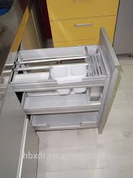 Cabinet Drawer Parts Aluminum Kitchen Cabinet Kitchen Drawer Parts Aluminum Kitchen