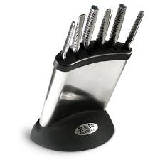 peter u0027s of kensington global synergy knife block set 7pce 299