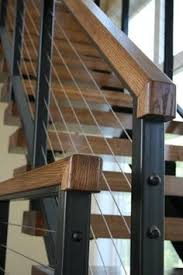 how to build a doomsday family bunker wood stairs rustic modern