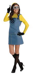 costumes at halloween city amazon com rubie u0027s women u0027s despicable me 2 minion costume with