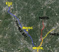 Ksu Map Logical Cobb Bus Routes Have Support But Still Unlikely Curbed