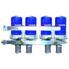 fs curtis scfm modular desiccant air dryer with pre filter da