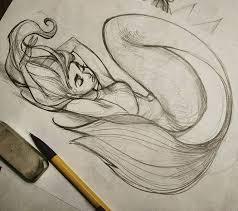 best 25 drawings of mermaids ideas on pinterest mermaid