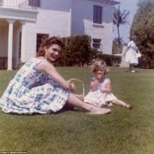 photos of john f kennedy jackie and their children go up for