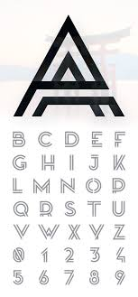 design lines font 99 best one day one free font images on pinterest fonts types of