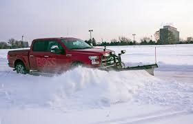 Ford Raptor Plow Truck - ford demonstrates its snow plow option for 2015 f 150 w video