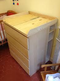 Malm Dresser Hack by Malm U0026 Benno Baby Changing Table Ikea Hackers Ikea Hackers