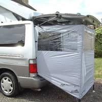 Van Rear Door Awning Awnings Bongo Camper Guide