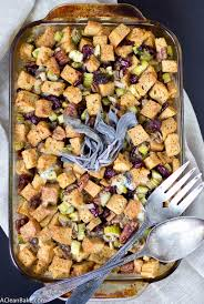 gluten free stuffing recipe for thanksgiving grain free stuffing or dressing a clean bake