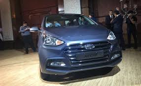 hyundai accent price india 2017 hyundai xcent facelift launched in india prices start at rs