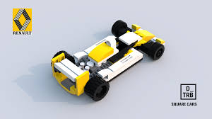 renault lego this week u0027s lego car was f1 u0027s first turbo winner the 1979 renault