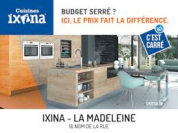 publicité cuisine ixina quand ixina tout va cuisine 2017 pub publicité