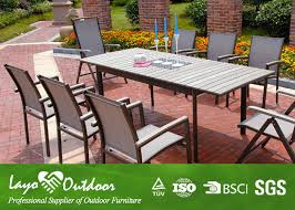 alluring faux wood patio furniture and faux wood patio chairs