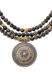 silver agate necklace images Sana omani gold silver pendant necklace shikhazuri jewellery jpg