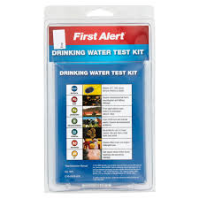 first alert wt1 drinking water quality test kit walmart com